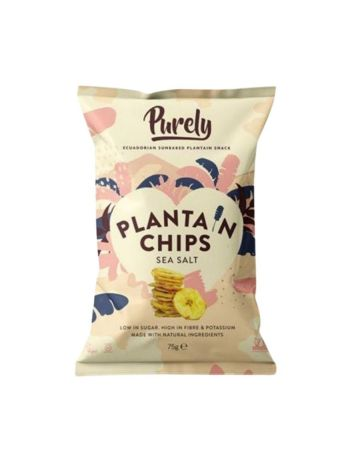 Purely Plantain - Naturally Salted