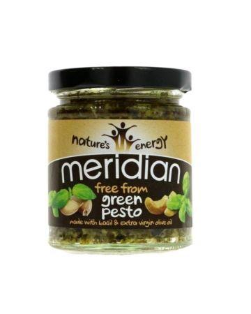 Meridian Green Pesto Pasta Sauce