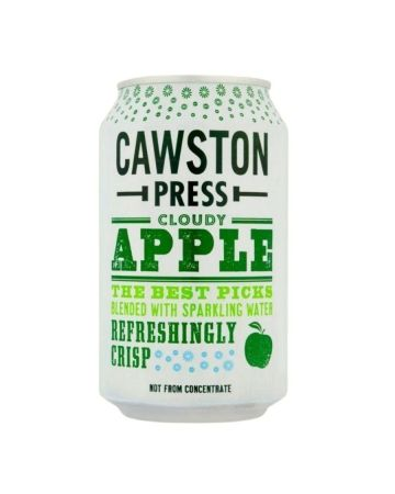 Cawston Press Cloudy Apple Sparkling Water