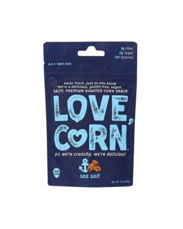 Love Corn Sea Salt Roasted Corn