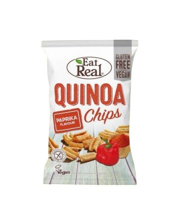 Eat Real Paprika Quinoa Chips