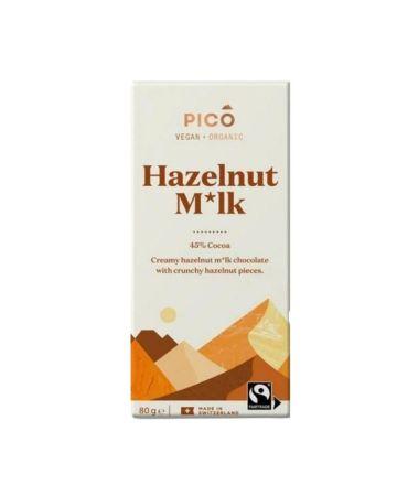 Pico Organic Hazelnut M*lk Chocolate