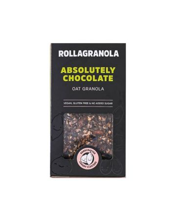 Rollagranola Absolutely Chocolate