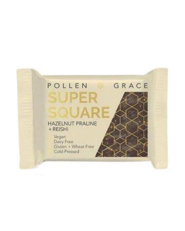 Pollen + Grace Reishi + Hazelnut Praline Super Square