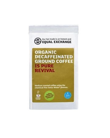 Equal Exchange Organic Decaf Roast & Ground Coffee