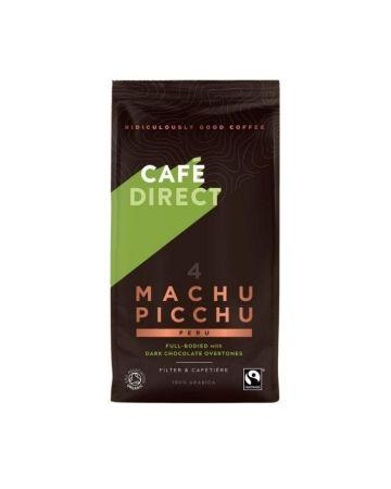 Cafédirect Machu Picchu Organic Fairtrade Ground Coffee