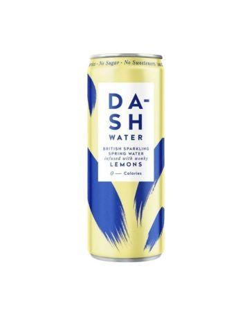 Dash Lemon Sparkling Spring Water