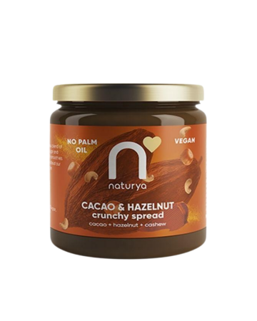 Naturya Cacao & Hazelnut Crunchy Spread