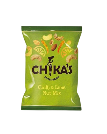 Chika's Chilli & Lime Nut Mix (best Before 31/10/2021)