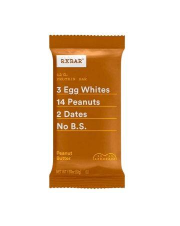Rxbar Peanut Butter Protein Bar
