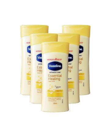 Vaseline Lotion Essential Healing 200ml