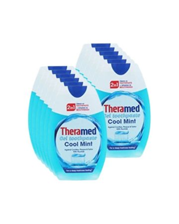 Theramed 2in1 Toothpaste Cool Mint 75ml