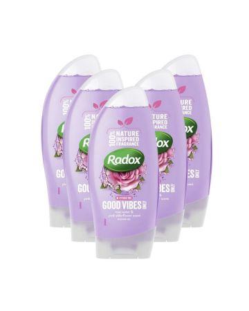Radox Shower Gel Good Vibes 250ml