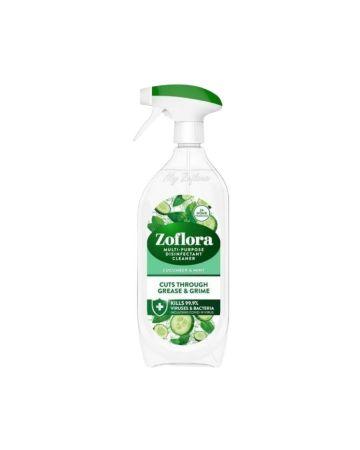 Zoflora Multi-Purpose Disinfectant Cleaner Cucumber & Mint 800ml