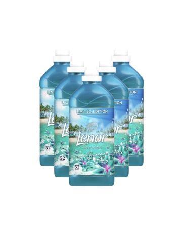 Lenor Fabric Conditioner Ocean Breeze Summer Vibes 52w 1.82ltr