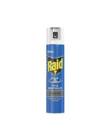 Raid Fly and Wasp Killer Spray 300ml