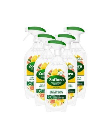 Zoflora Multi-purpose Disinfectant Cleaner Lemon Zing 800ml