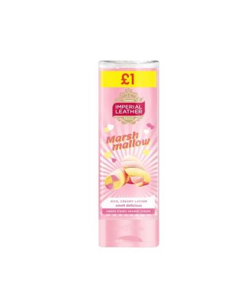 Imperial Leather Shower Cream Marshmallow 250ml (PM £1.00)