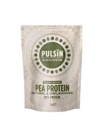 Pulsin Natural & Unflavoured Pea Protein Powder