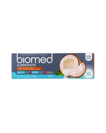 Biomed Toothpaste Natural Superwhite 75ml