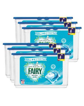 Fairy Non Bio Pods 12s (pm £3.99)
