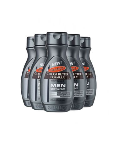 Palmers Cocoa Butter Men Body & Face Lotion 250ml