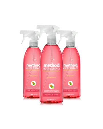 Method Multi Surface Cleaner Pink Grapefruit 828ml