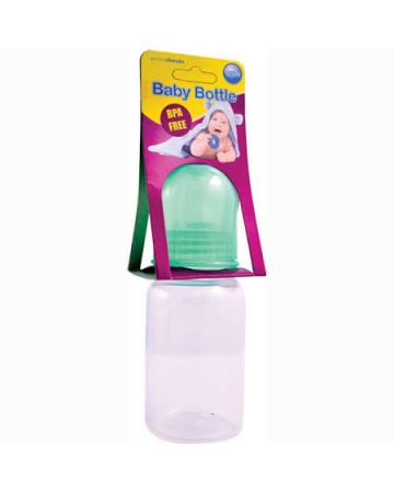 PRETTY BABY BOTTLE SILICONE 125ML