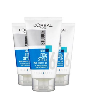 L'oreal Studio Line Fix & Style Gel 150 Ml