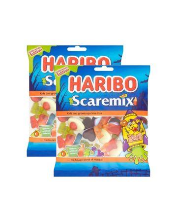 Haribo Scaremix 190g