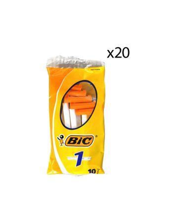Bic 1 Disposable Razors Regular 10's