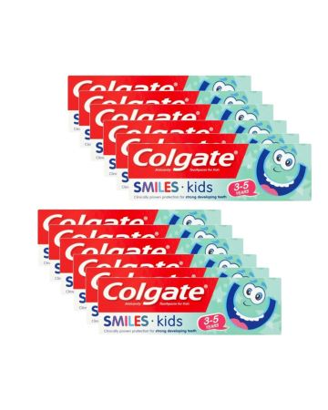 Colgate Smiles Kids Toothpaste 3-5 Years 50ml