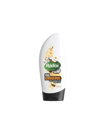 Radox Feel Gorgeous Shower Cream Coconut Kiss 250 ml
