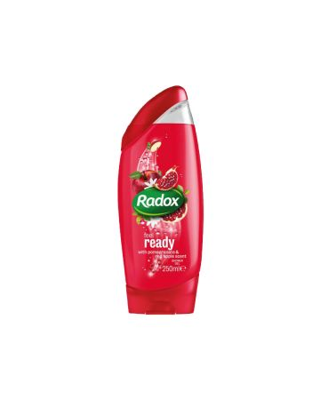 Radox Shower Feel Ready 250ml