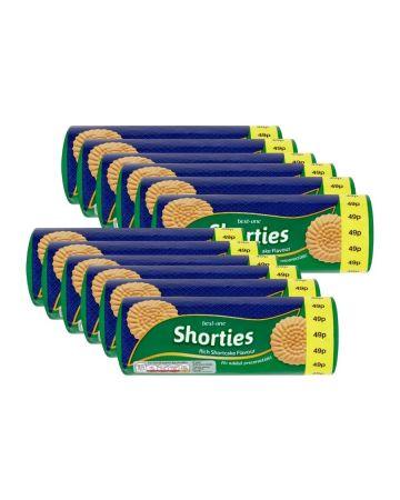 Best-one Shorties Rich Shortcake Flavour 150g (best Before: 24.03.2021)