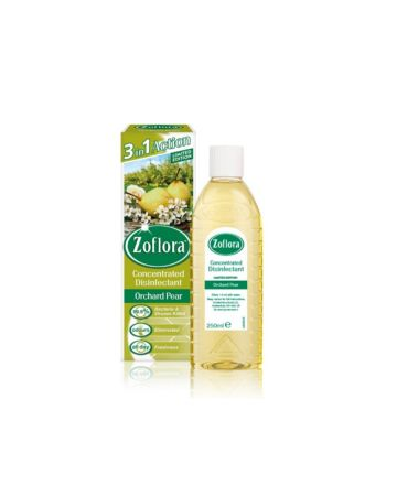 Zoflora Disinfectant Orchard Pear 250ml