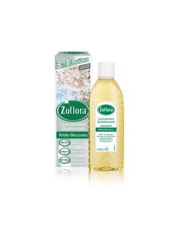 Zoflora Disinfectant White Blossoms 250ml