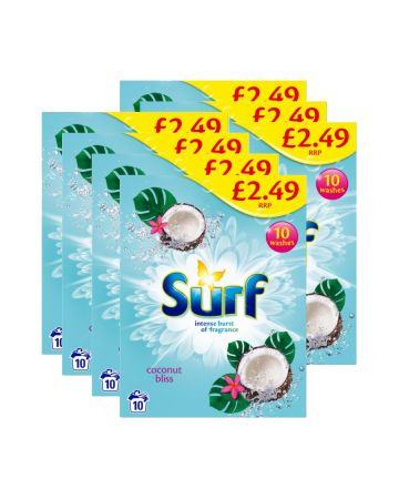 Surf Powder Coconut Bliss 700g (pm £2.49)