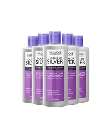 Touch Of Silver Conditioner Colour Care 200ml