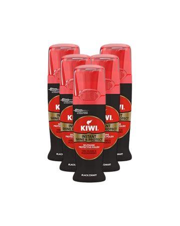 Kiwi Shine And Protect Polish Black 75ml