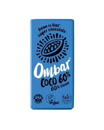 Ombar Coco 60% Chocolate