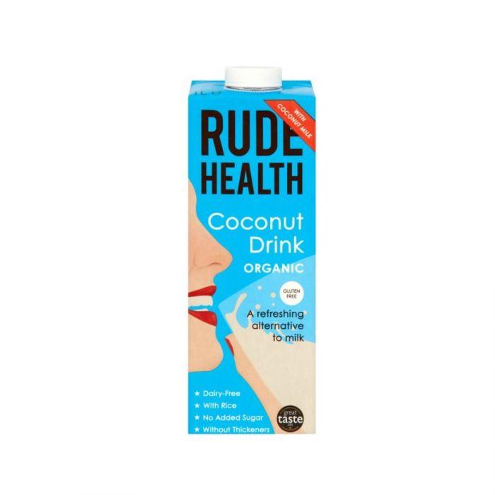 Rude Health Organic Coconut Drink 1ltr