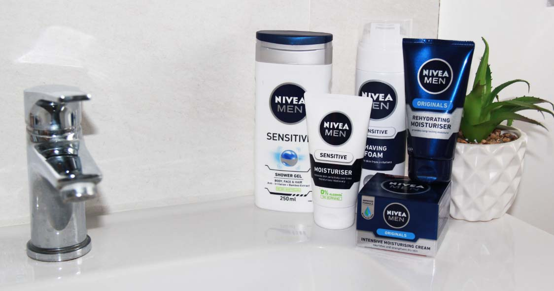 Nivea Men's Range